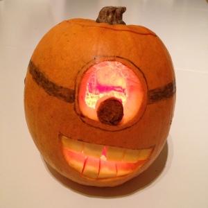 Minion-o-Lantern