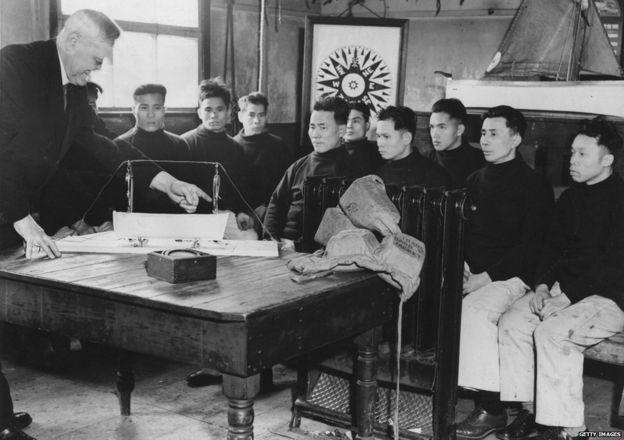 Liverpool Chinese Seamen